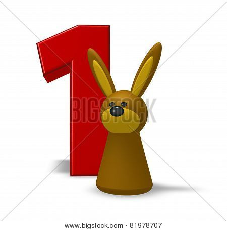 Number One And Rabbit