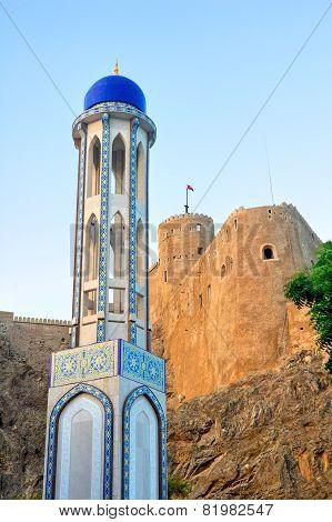 Masjid Al Khor Mosque and Al Mirani Fort