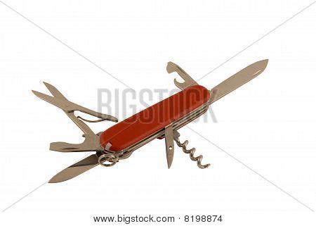 Multitool penknife