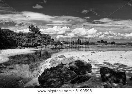 Ramelton Beach, Co. Donegal