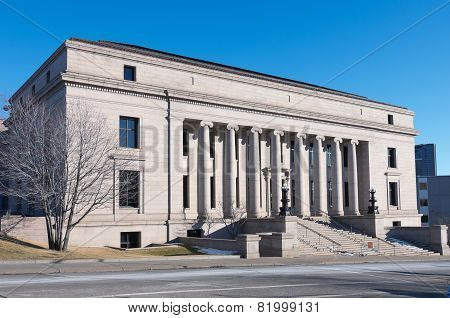 Minnesota Judicial Center Building