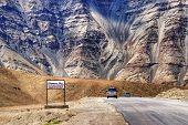 image of jammu kashmir  - A gravity hill where slow speed cars are drawn against gravity is famously known as  - JPG