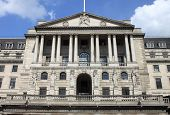 picture of neo-classic  - Bank of England building in London - JPG