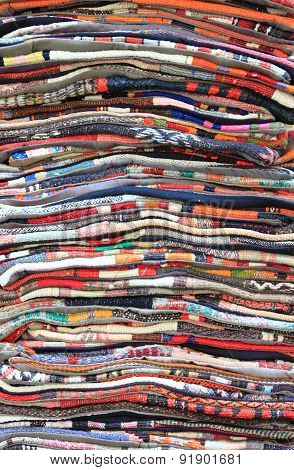 Folded Carpets
