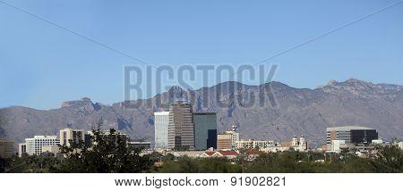Modern Tucson (aka Old Pueblo), AZ