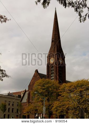 Church On Main Street