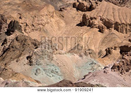 Artist´s Palette, Death Valley Np, California Usa