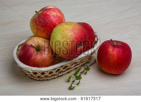 Few Apples