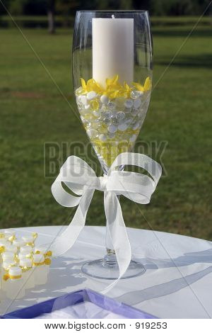 Wedding Candle