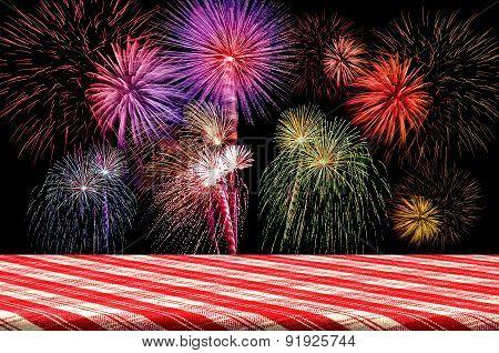 Firework Celebration.