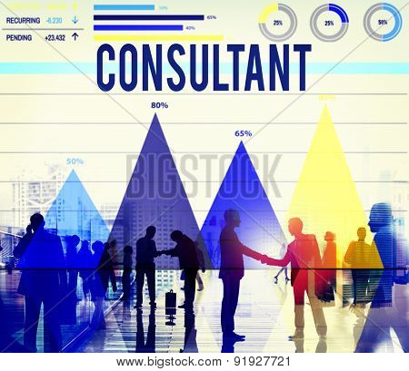Consultant Consulting Consult Information Knowledge Concept