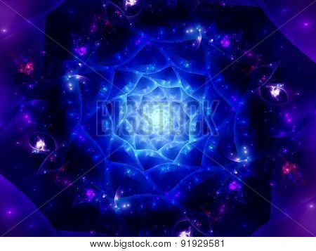 Magical Space Mandala