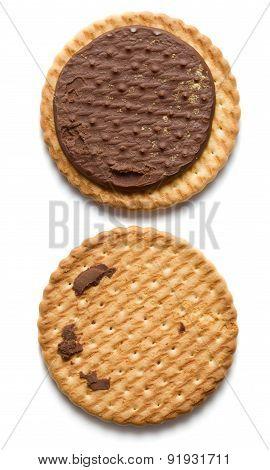 Sandwich Biscuit Cookies