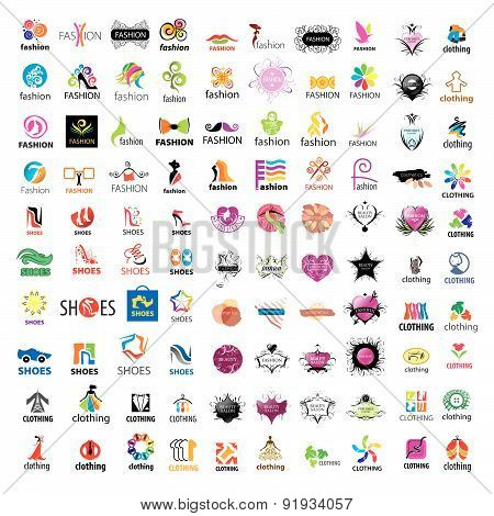 Biggest Collection Of Vector Logo Design And Fashion Clothes
