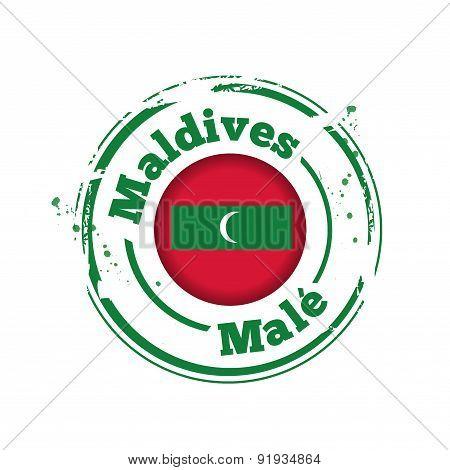 Stamp Malé