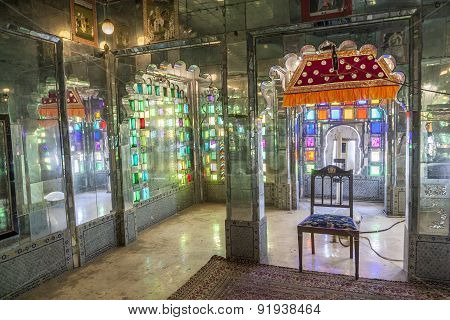 Inside The Mehrangarh Fort