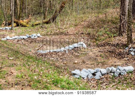 Granite Stones For Erosion Control