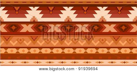 Ethnic Jacquard Ornament