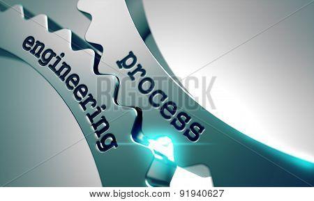 Process Engineering on Metal Gears.