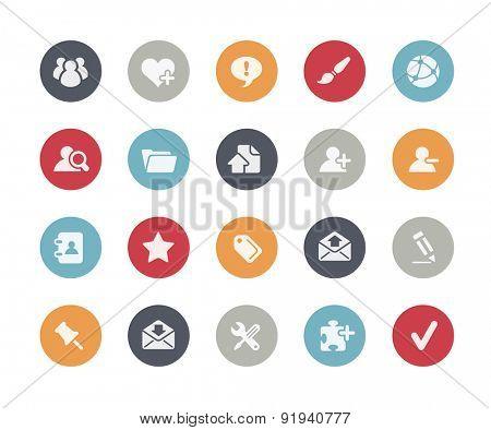 Web Icons // Classics Series