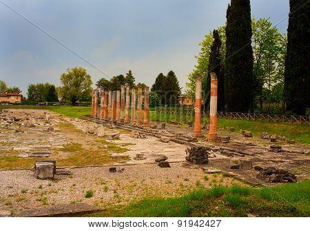 Roman Ruins, Aquileia