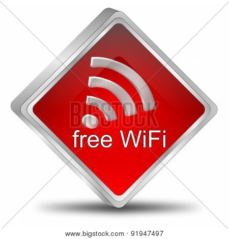 ffree wireless WiFi button