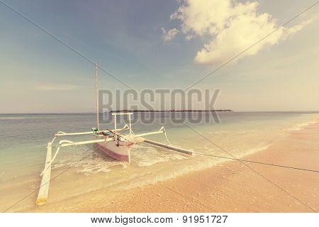 Serenity beach,instagram filter