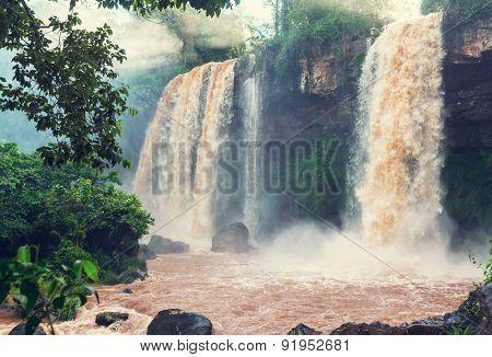 Iguassu Falls,instagram filter