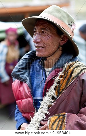 Nomad from Dolpo, Nepal