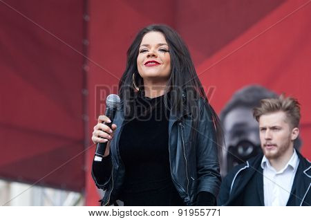 Singer Bianka
