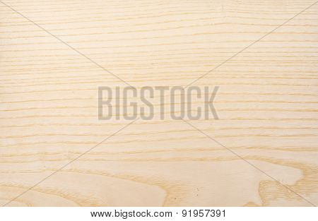 Ash wood textured background.