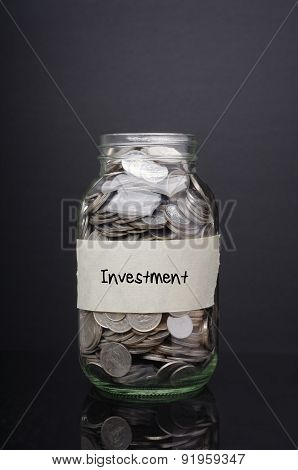 Investment - Financial Concept