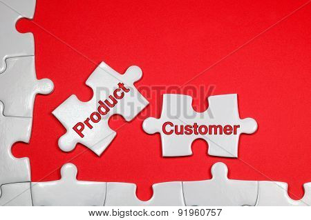 Product And Customer Tex - Business Concepts