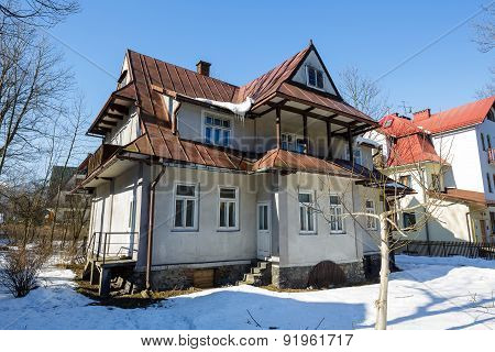 Villa Called Lalka In Zakopane