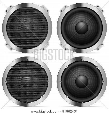 Sound Speaker Set
