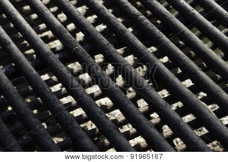 Grill Grate Pattern