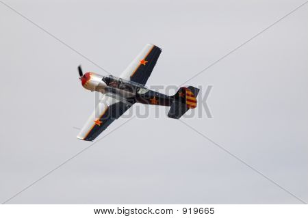Yak-52 Airplane