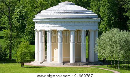 The Architectural Monument In The City Of Pavlovsk, Russia
