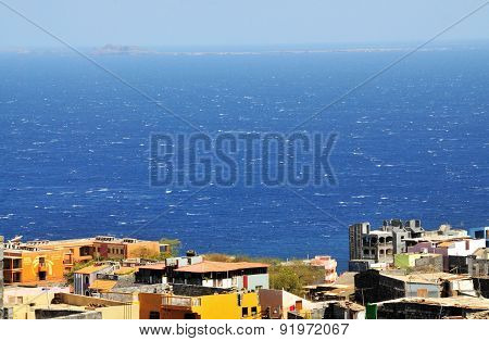 Homes Over Ocean