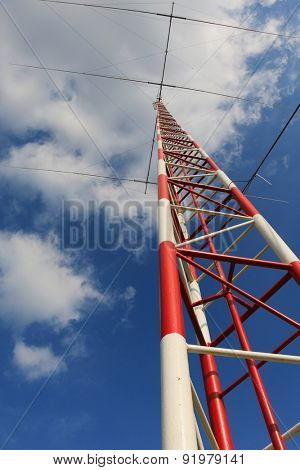Antenna Of Amateur Radio