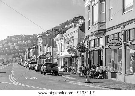 Sausalito San Francisco