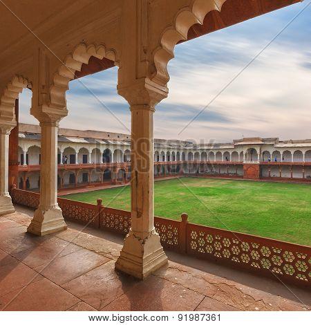 Agra Red fort, India, Uttar Pradesh