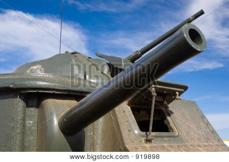 General Grant Army Tank Turret