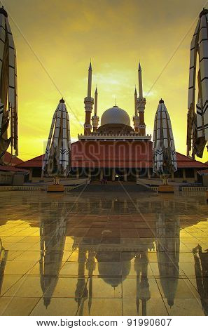 Holy Mosque
