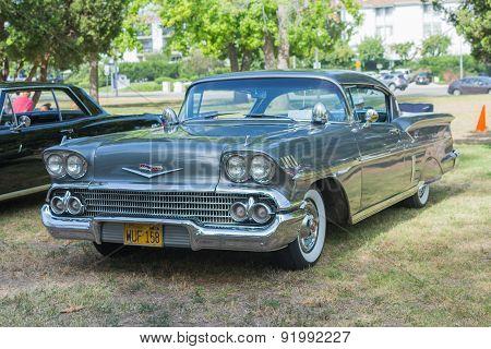 Chevrolet Impala Car On Display