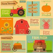 pic of farm-house  - Farm - JPG