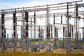 picture of transformer  - Power Station - JPG