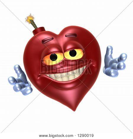 Love Bomb - Smiley