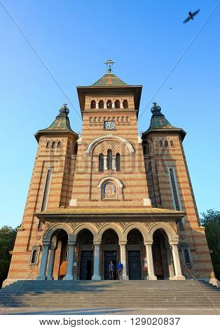 Timisoara Orthodox Metropolitan Cathedral, Romania