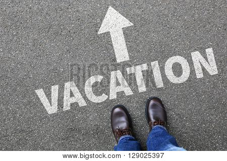 Vacation Holiday Holidays Relax Relaxed Break People Business Freetime Concept Relax